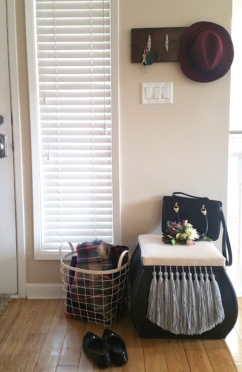 Front Entryway Makeover