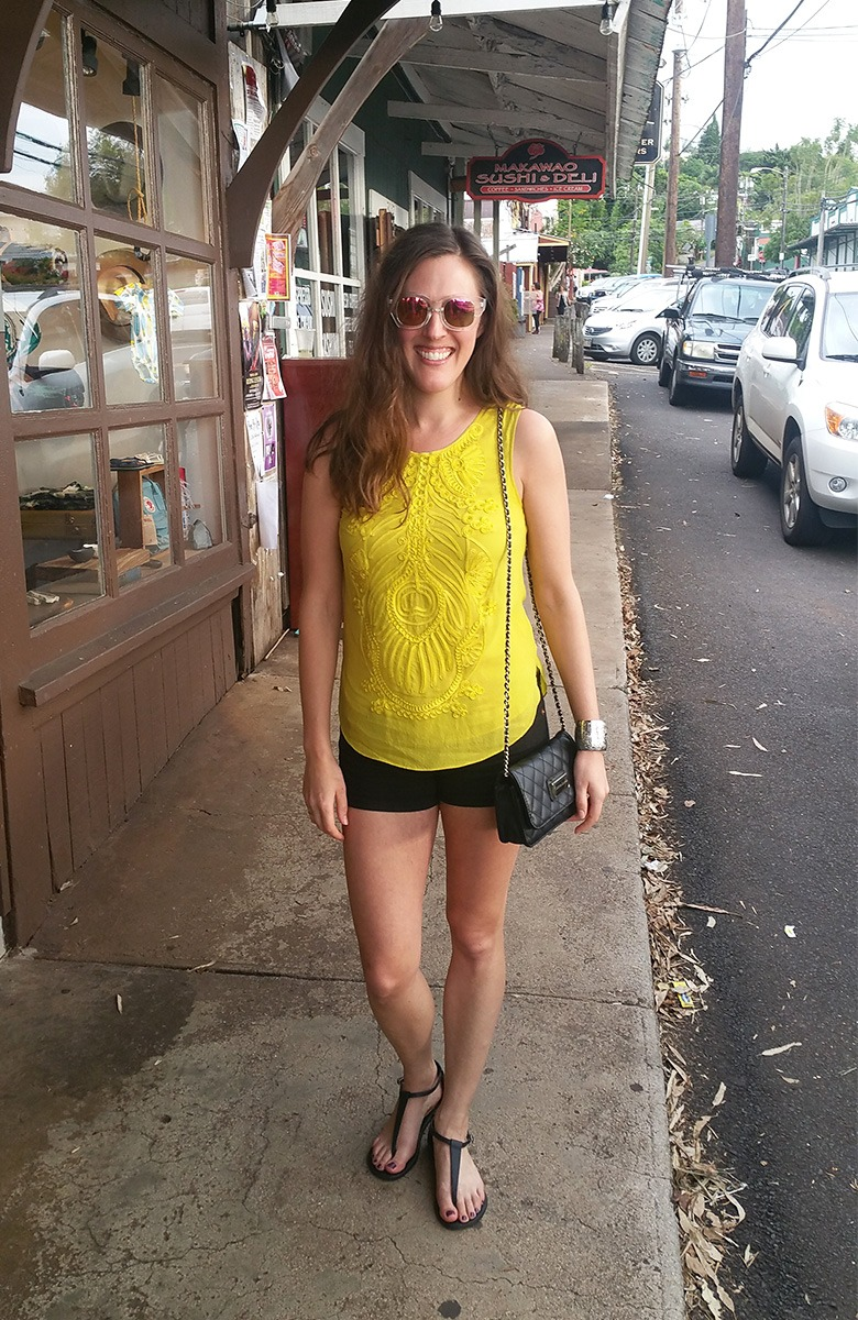 Frugal Fashion Friday Hawaii