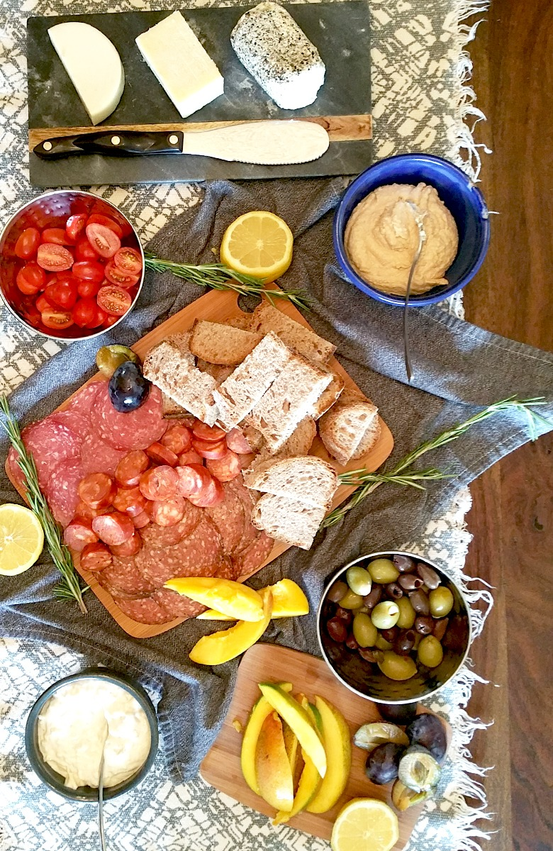 The Simple Platter