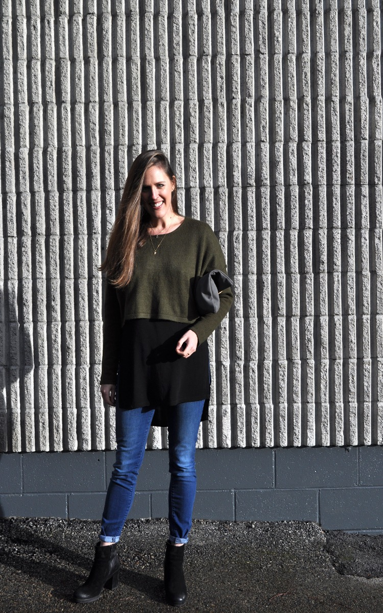 FrugalFashion-Friday-Green-Sweater