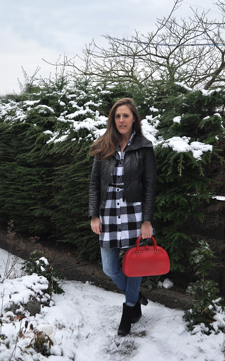 Frugal Fashion Friday Plaid