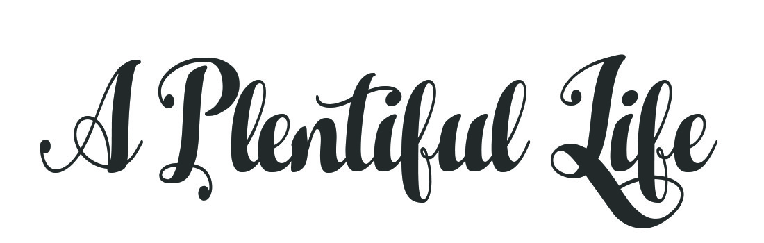 A Plentiful Life -