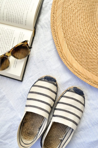 How to clean espadrilles on a budget, Save your summer shoes