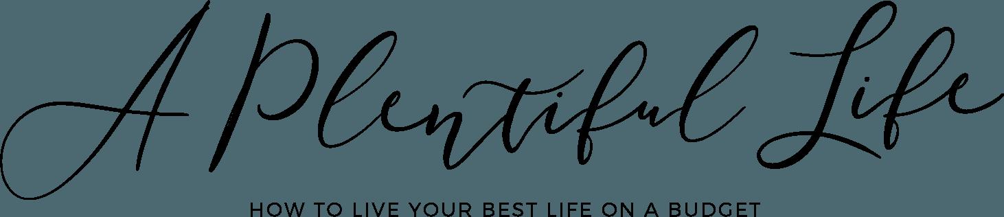 A Plentiful Life