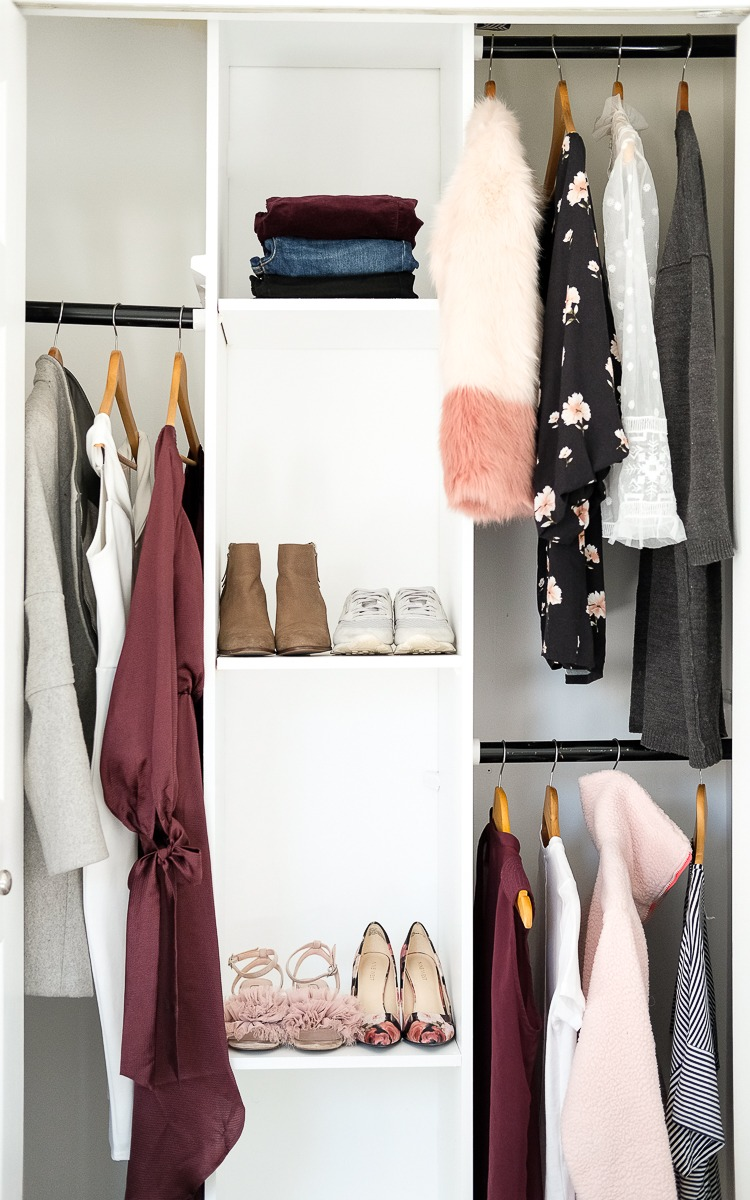 Color palette for weekend wardrobe A Plentiful Life