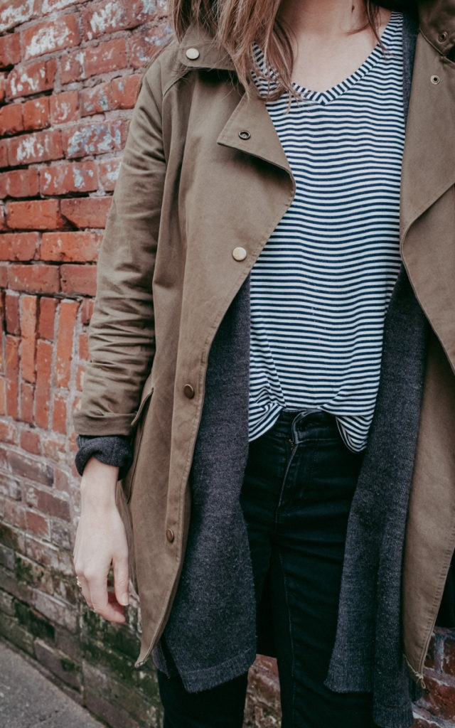 Stripes and layers for spring