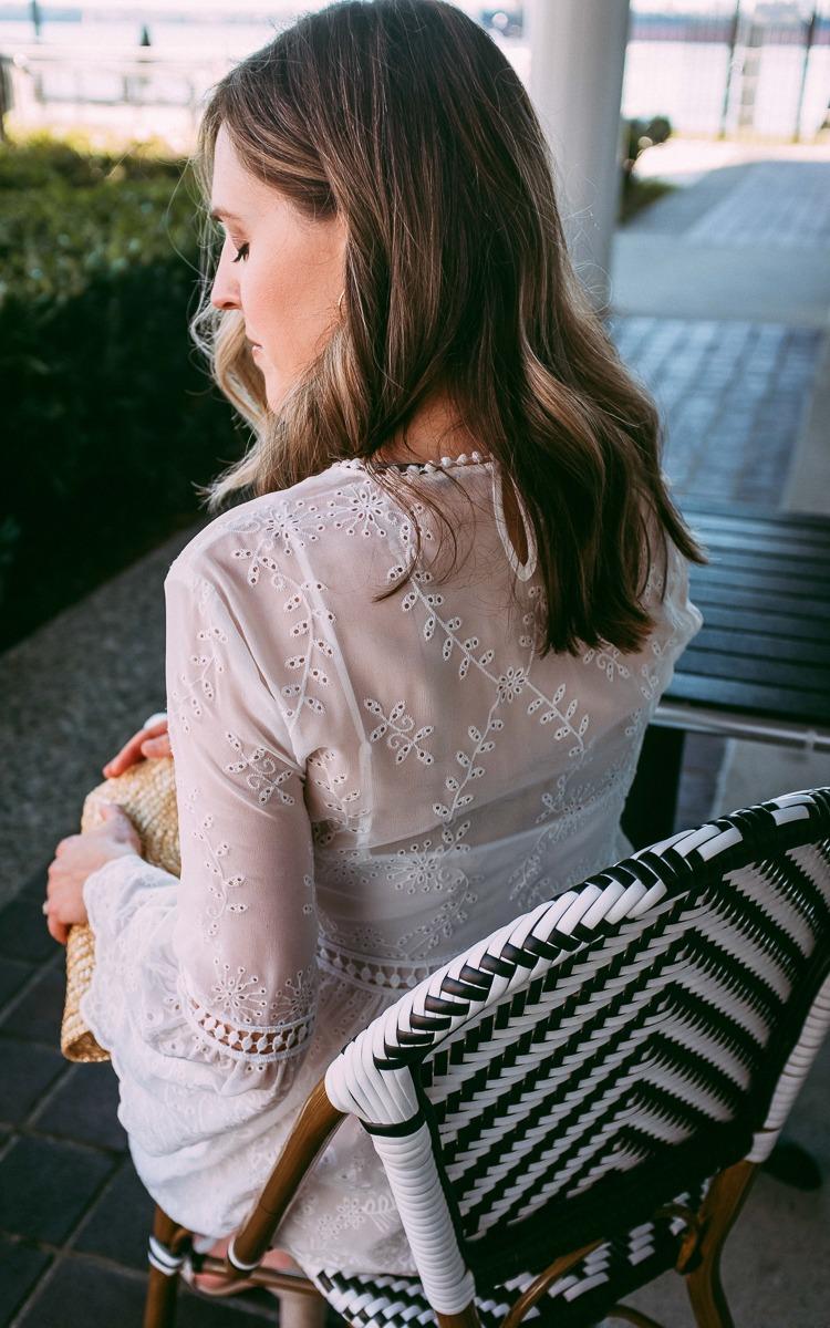 back of summer dress