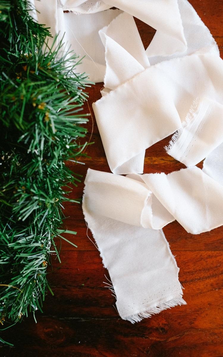 Ribbon for DIY Wreath