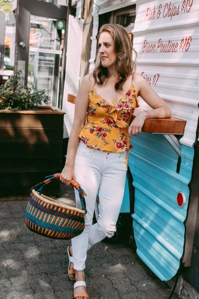 Affordable summer fashion on a budget with A Plentiful Life