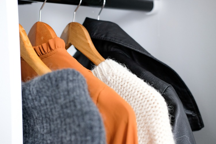 Transitioning your wardrobe to spring