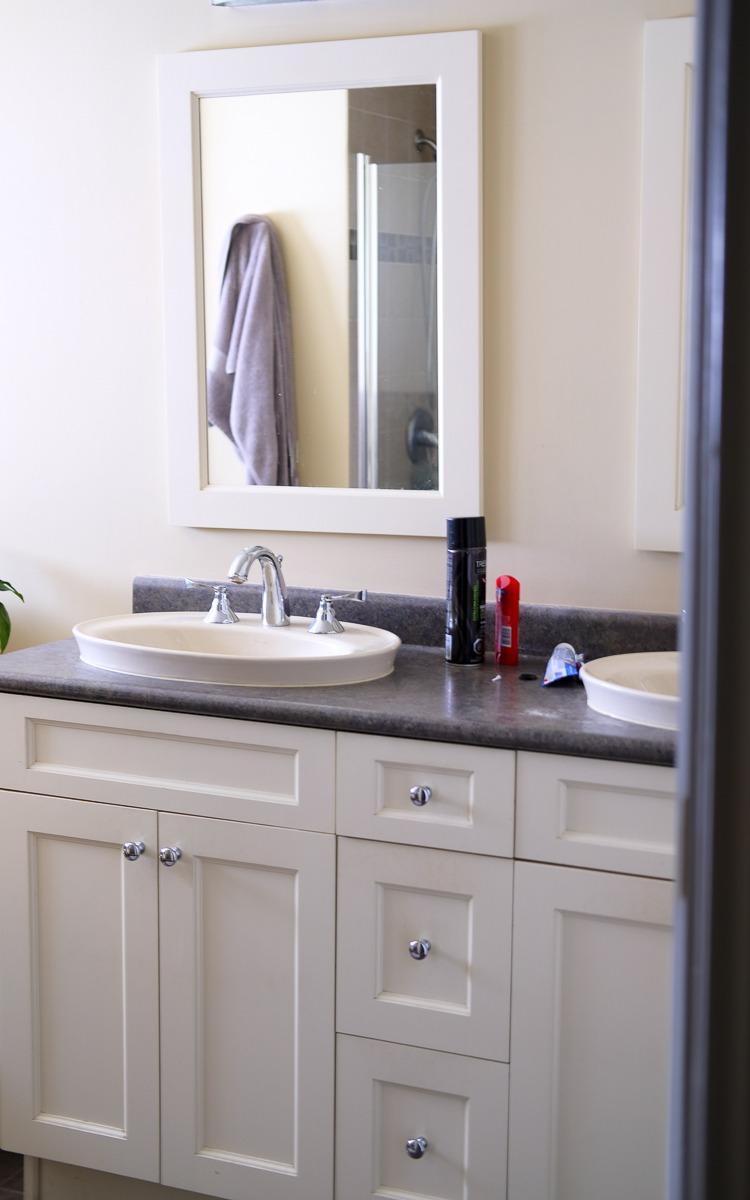 Budget Bathroom Makeover Ideas Budget But Beautiful